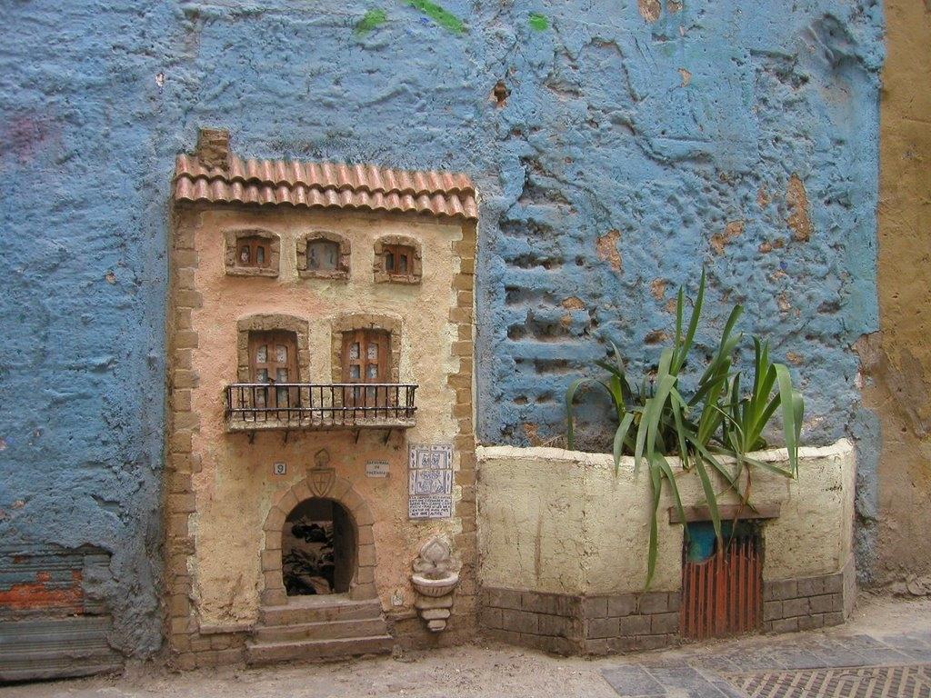 La casa de los gatos en val ncia curiosidades en espa a - Casas del mediterraneo valencia ...
